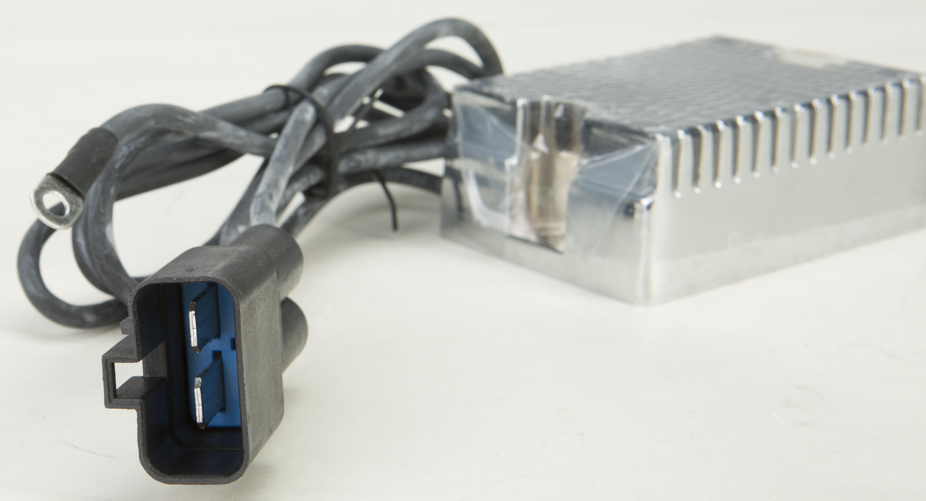 HardDrive H1988C Chrome Regulator
